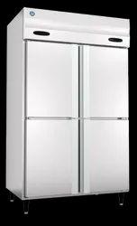 4 Door Vertical Combi Refrigerator ( Chiller Freezer) - Hoshizaki HRFW-127