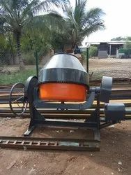 RCC Concrete Mixer Machine