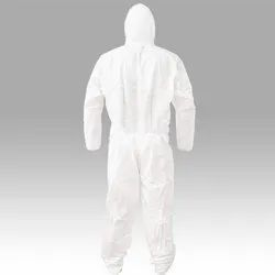 Disposable Hooded Jumpsuit