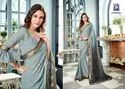 Rachna Georgette Smilez Catalog Saree Set For Woman 4