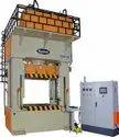 Hydraulic Press Machine Specification