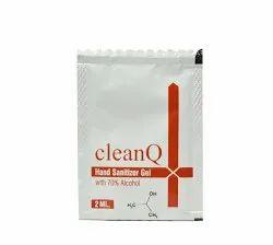 CleanQ Hand Sanitizer Pouch (2 ML)