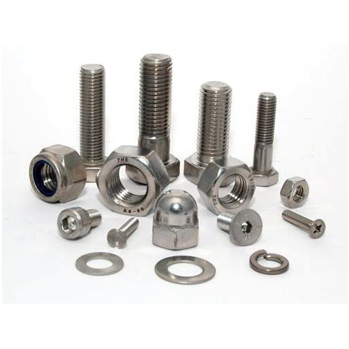 Inconel Fasteners, Packaging Type: Export Worthy