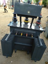 Aluminium Wound Distribution Transformer