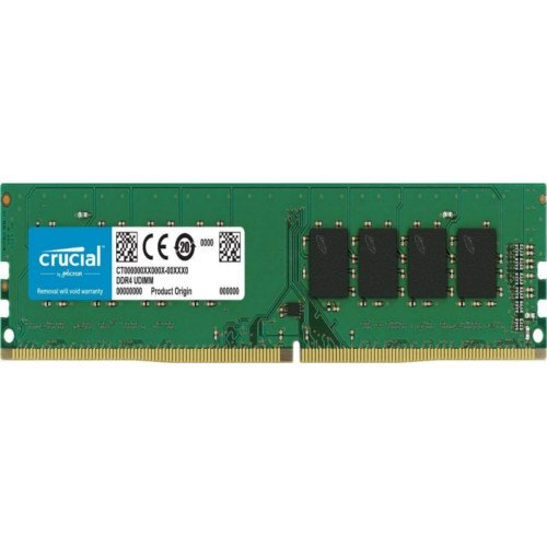 Crucial 8 GB CT8G4DFS824A DESKTOP DDR4, Udimm, Voltage: 1.2 V