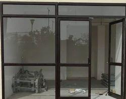 Aluminum Door Fabrication Works