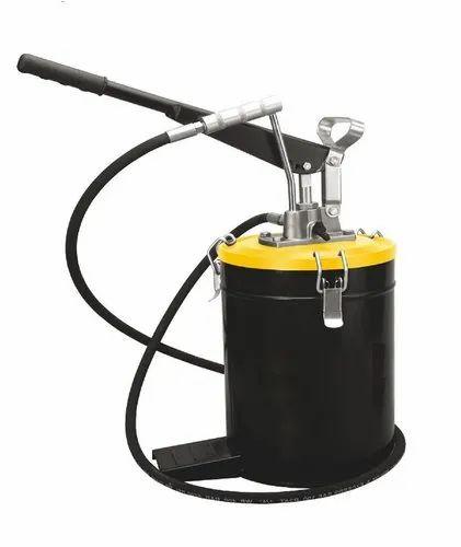 Grease pump hose long zip up hoodie womens