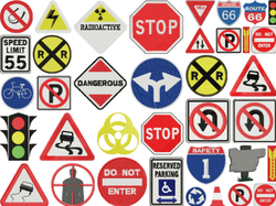 General Safety Signs