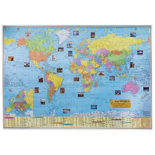 Thermal Map Of The World.Manufacturer Of Bopp Thermal Lamination Film Primary Learning