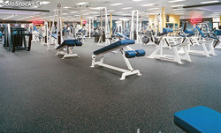 Gym Flooring Services, Available Services: Installation