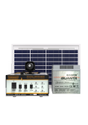 Residential Solar Power Fencing