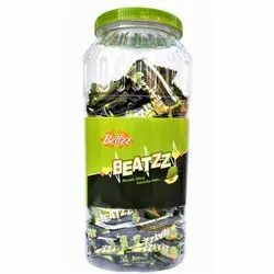 Bellzz Hard Candy Masala Filled Kaccha Aam Candy, Packaging Size: 170 Pieces Per Jar, Packaging Type: Plastic Jar
