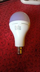 12 Watt Inverter Rechargeable AC DC LED Bulb