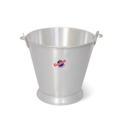 8 Liters Aluminum Milk Bucket