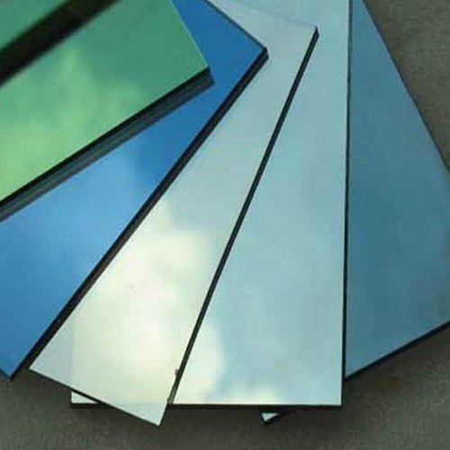 Transparent Saint Gobain glass, Thickness: 4 To 6 Mm