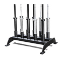 Fitness Equipment Gym Barbell Storage