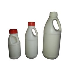 Side Handle HDPE Bottles