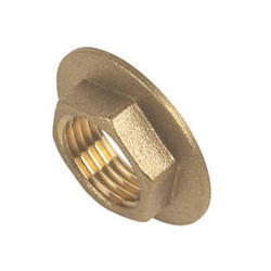 Flanged Nut, Size: 12mm And M12.