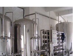 Containerized Seawater Desalination Plant