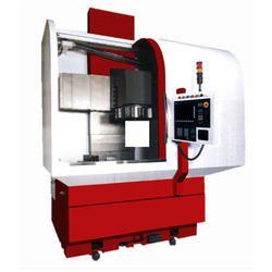 CNC VTL Vertical Turning Lathe Machine