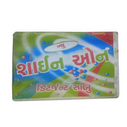 New Shineon Detergent Cake, Shape: Rectangle