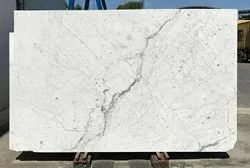 Indian Statuario White Marble Slab