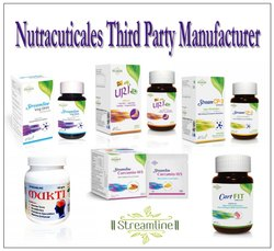 Nutracuticales Third Party Manufacturer