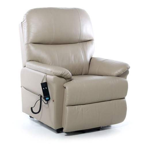 Fabulous Leatherette Motorized Recliner Chair Spiritservingveterans Wood Chair Design Ideas Spiritservingveteransorg