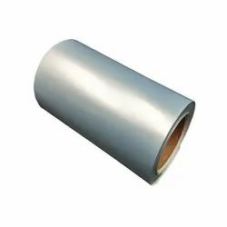 Silver Adhesive Foil Film Paper, Packaging Type: Roll