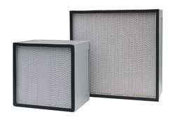 Deep Pleat High Efficiency Filter