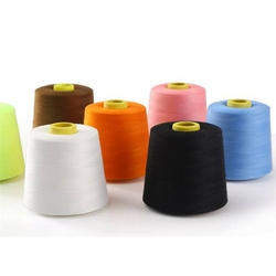 Spun Polyester Yarn For Textile And Knitting