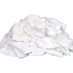 White T Shirt Cotton Rags