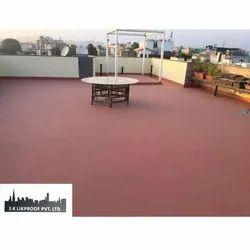 Sheet Membrane Terrace Waterproofing Service, In Local,india