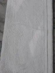 Cotton White Hand Towel, Size: Multi