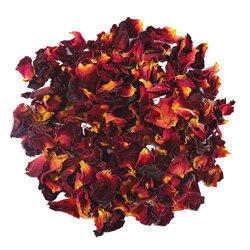 Sorich Organics Dried Rose Petals, Pack Size: 100g