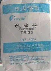 Titanium Dioxide Tr 36 Rutile