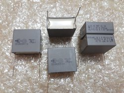 Box Type X2 Capacitor 2.2UF 275VAC