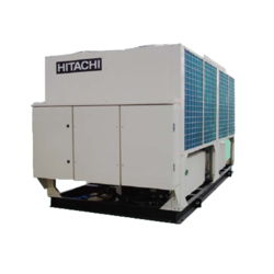 Hitachi Three Phase Air Cooled Screw Chiller, 220-380 V