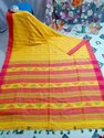 Khadi Cotton Temple Weaving Sarees