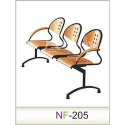 NF-205 Wooden Waiting Chair