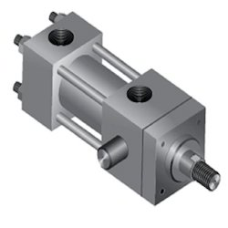 Head Trunnion Mounting Cylinders