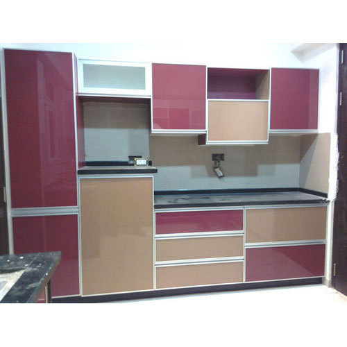 pretty nice d3e24 5497c Mdf Kitchen Cabinet