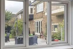 UPVC, Glass UPVC Insulated Window, Size/Dimension: 4ft (height)