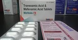 Mefenamic Acid And Tranexamic Acid Tablets In Alu