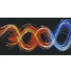 Cosmic Wave Mosaics