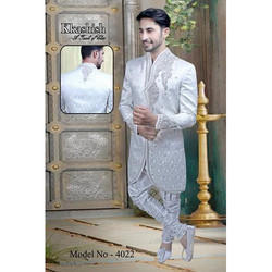White Wedding Exclusive And Designer Sherwani