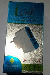 Icell Twin USB Charger 2.8