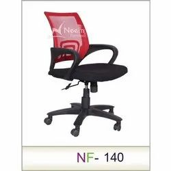 NF-140 Netted Medium Back Executive Chair