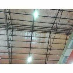 Mild Steel Industrial Warehouse Sheds