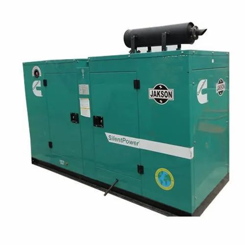 320 Kva Jakson Cummins Silent Dg Set Model Name Number C320d5p 415 V Output Rs 2150000 Unit Id 19988780412